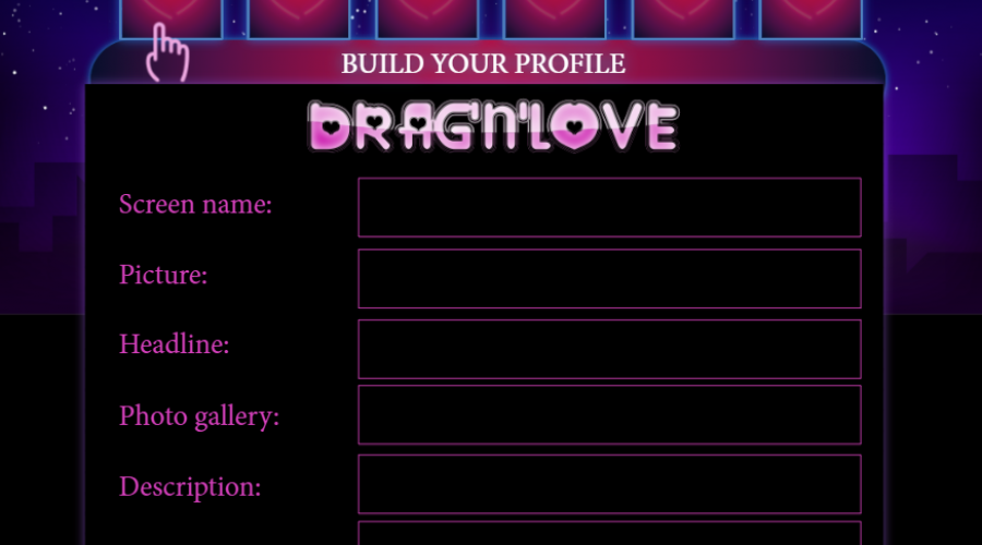 Advanced Storyline: Drag'N'Love